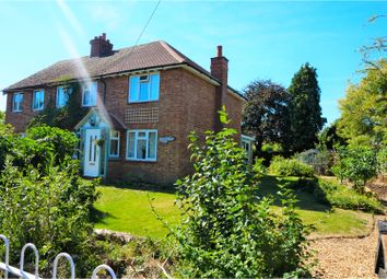 Thumbnail 4 bedroom semi-detached house for sale in High Street, Haversham