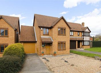 Thumbnail 4 bed detached house for sale in Chancery Close, Bradville, Milton Keynes, Bucks