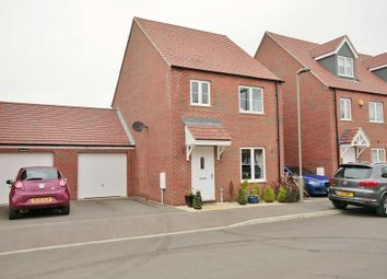 Thumbnail 3 bed detached house for sale in Bramble Crescent, Bodicote, Banbury