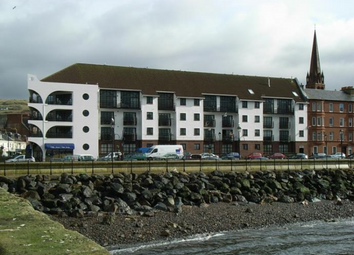 Thumbnail 2 bed flat to rent in The Moorings, Largs