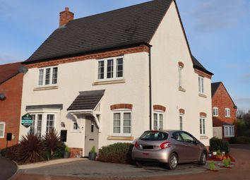 Thumbnail 4 bed detached house for sale in Arderne De Grey Road, Wolston, Coventry