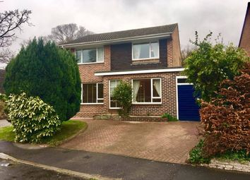 Thumbnail 4 bed detached house to rent in Parkway Gardens, Chandlers Ford, Southampton