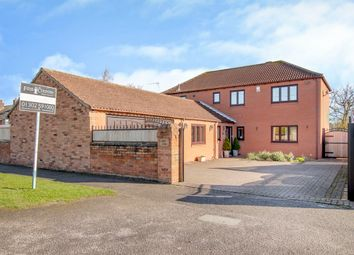 Thumbnail 4 bed property for sale in Breck Lodge, Thorpe Road, Mattersey