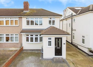 Thumbnail 3 bed detached house for sale in Elms Farm Road, Hornchurch