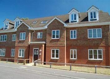 Thumbnail 1 bed flat for sale in Seaweed Close, Weston Lane, Southampton