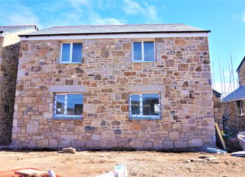 Thumbnail 3 bed detached house for sale in Gews Farm Way, Penzance