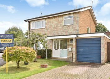 Thumbnail 3 bedroom detached house for sale in Marigold Close, Kempshott, Basingstoke