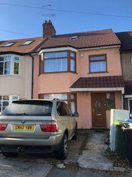 Thumbnail 3 bed terraced house for sale in Kenwyn Drive, London