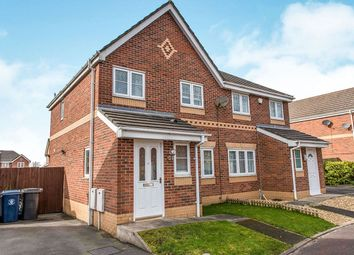 Thumbnail 3 bed semi-detached house for sale in Dragon Close, Skelmersdale