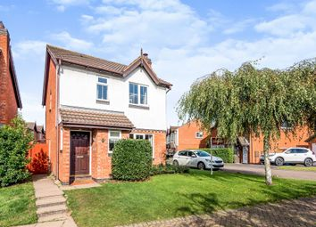 Thumbnail Detached house for sale in Poppy Gardens, Alrewas, Burton-On-Trent