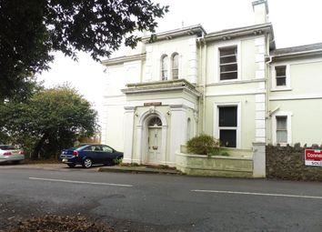 Thumbnail 1 bed flat for sale in Higher Erith Road, Torquay