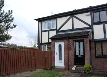 Thumbnail 2 bed end terrace house for sale in Craigmuir Gardens, Glasgow
