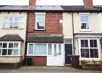 Thumbnail 2 bedroom terraced house to rent in Aldersley Road, Tettenhall, Wolverhampton