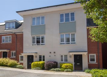 Thumbnail 3 bed town house for sale in Blossom Drive, Orpington, Kent