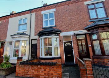 Thumbnail 2 bed terraced house for sale in Bridge Road, Leicester