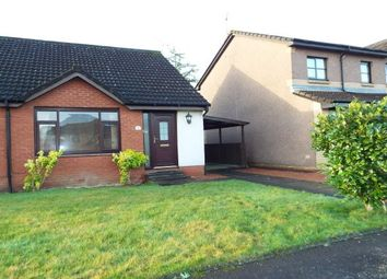 Thumbnail 2 bedroom semi-detached bungalow to rent in Abbot Road, Stirling