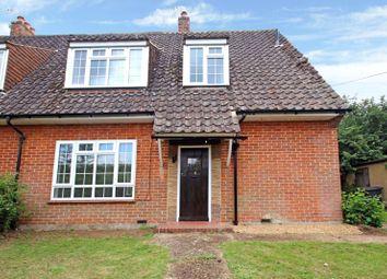 Amberley Farm Cottages, Amberley Lane, Milford, Godalming GU8. 3 bed semi-detached house