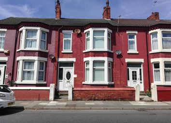 Thumbnail 3 bed property to rent in Trafalgar Road, Wallasey