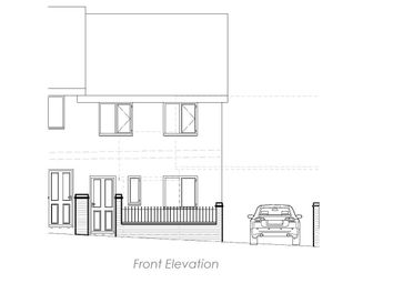 Thumbnail 3 bed semi-detached house for sale in Argyll Road, Ripley