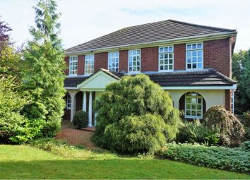 Thumbnail 5 bed detached house for sale in Mavesyn Ridware, Rugeley