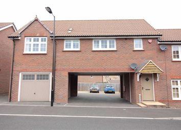 Thumbnail 2 bedroom flat for sale in Leader Street, Cheswick Village, Bristol