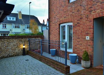 Thumbnail 1 bed end terrace house for sale in Queripel Mews, Chichester