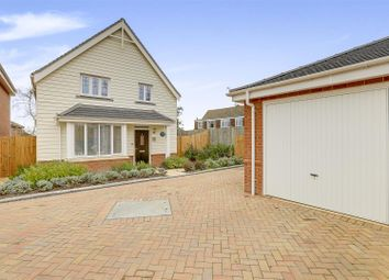 Thumbnail 4 bed detached house for sale in Summerfold Place, Burgess Hill