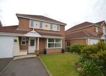 Thumbnail 4 bed detached house for sale in Cheltenham Crescent, Moreton, Wirral