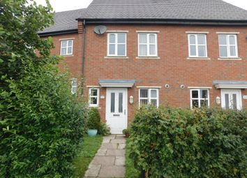 Thumbnail 3 bed town house for sale in South Lodge Mews, Swadlincote