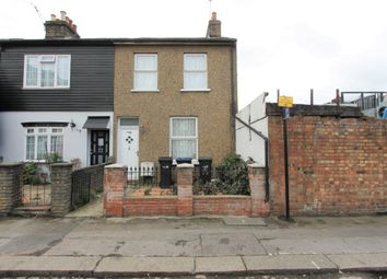 2 bed end terrace house for sale in East Road, Enfield, Middlesex EN3