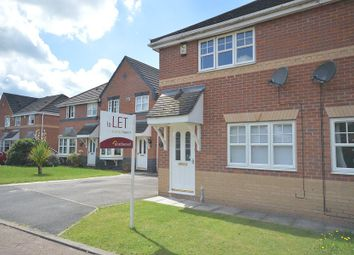 Thumbnail 3 bedroom semi-detached house to rent in Chaucer Grove, Ettiley Heath, Sandbach, Cheshire