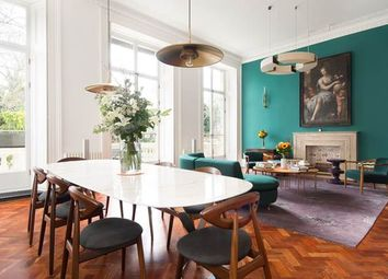 Thumbnail 5 bed flat to rent in Cleveland Square, London