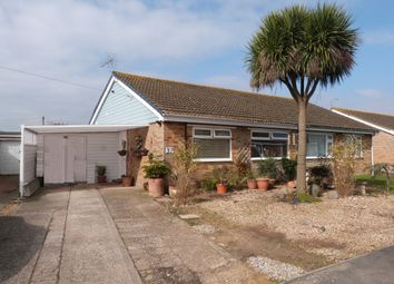 Thumbnail 2 bed semi-detached bungalow for sale in Roundstone Way, Selsey, Chichester