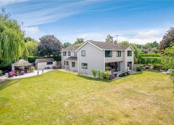 Thumbnail 5 bedroom detached house for sale in Beacon Hill, Wickham Bishops, Witham, Essex