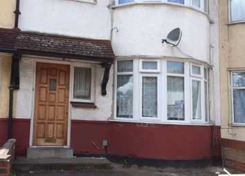Thumbnail 3 bed terraced house to rent in Curzon Avenue, Enfield