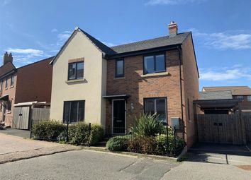 Thumbnail 4 bedroom detached house for sale in Darrall Road, Lawley Village, Telford, Shropshire