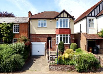 Thumbnail 3 bed detached house for sale in The Green, Sarratt, Rickmansworth