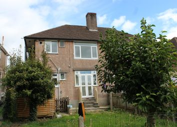 Thumbnail 2 bed flat for sale in Vicarage Gardens, St Budeaux, Plymouth