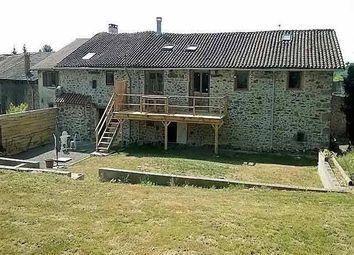 Thumbnail 4 bed barn conversion for sale in Saint-Laurent-Sur-Gorre, Haute-Vienne, Limousin, France