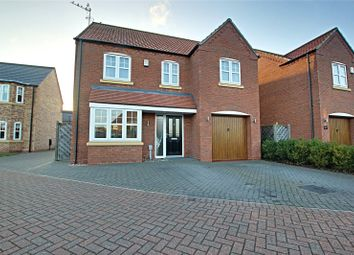 Thumbnail 4 bedroom detached house for sale in Runnymede Avenue, Kingswood, Hull, East Yorkshire