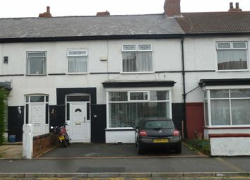 Thumbnail 4 bedroom terraced house to rent in Belvidere Road, Wallasey