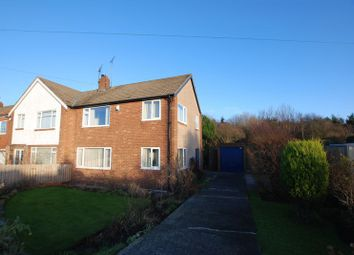 Thumbnail 3 bed semi-detached house for sale in Acomb Crescent, Fawdon, Newcastle Upon Tyne