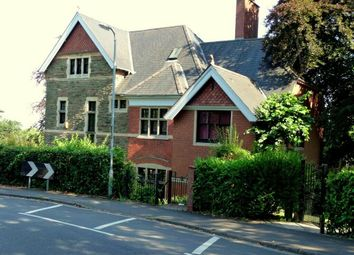 Thumbnail 2 bed flat to rent in Stow Park Circle, Newport