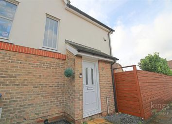 Thumbnail 2 bed end terrace house for sale in Rushton Grove, Church Langley, Harlow