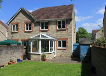 Thumbnail 3 bed semi-detached house for sale in Felsberg Way, Cheddar