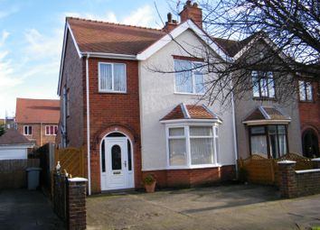 Thumbnail 3 bed semi-detached house for sale in Park Avenue, Skegness, Lincs