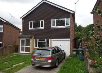 Thumbnail 4 bed detached house for sale in Redhill Crescent, Bassett Southampton