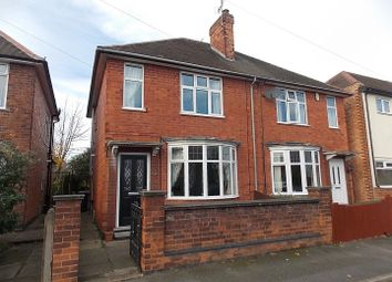 Thumbnail 2 bed semi-detached house for sale in Firs Street, Long Eaton, Nottingham