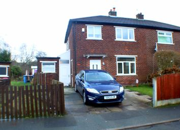Thumbnail 3 bed semi-detached house for sale in Cypress Road, Eccles, Manchester