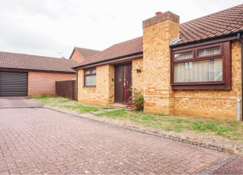 Thumbnail 2 bed detached bungalow for sale in Abbotts Grove, Peterborough